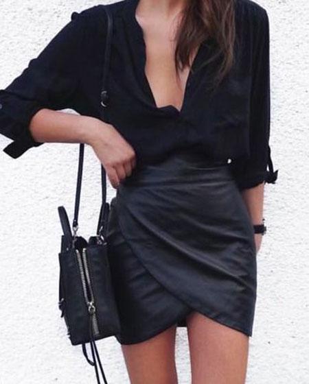 Black Style All Sleeve