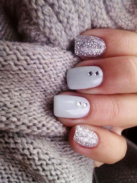 Nail Trends Polish White