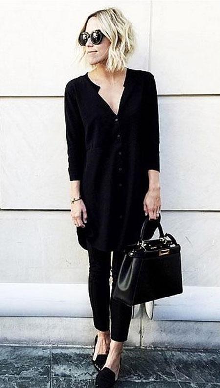 Black Style Olsen Color