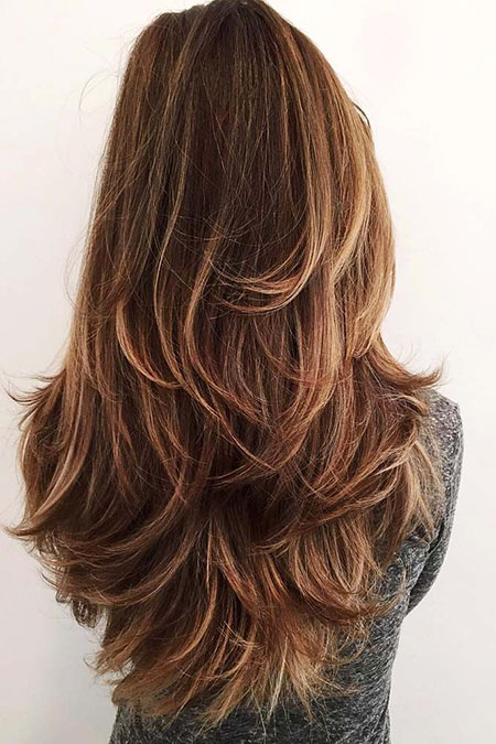 Long Layered Hair Layers