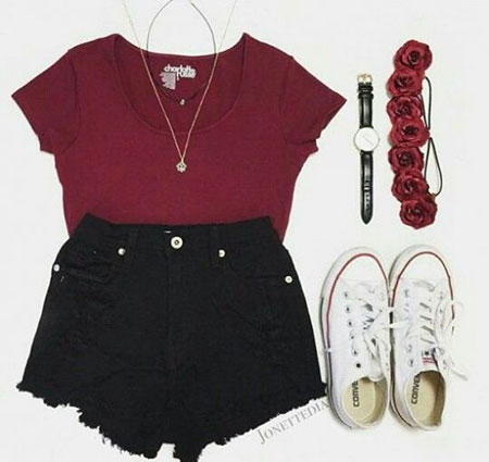 Outfits Teens Cute Fashion