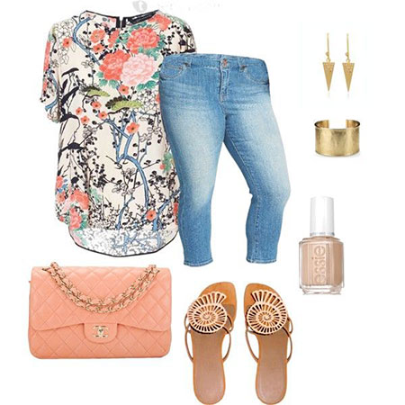 Spring Plus Outfits Summer