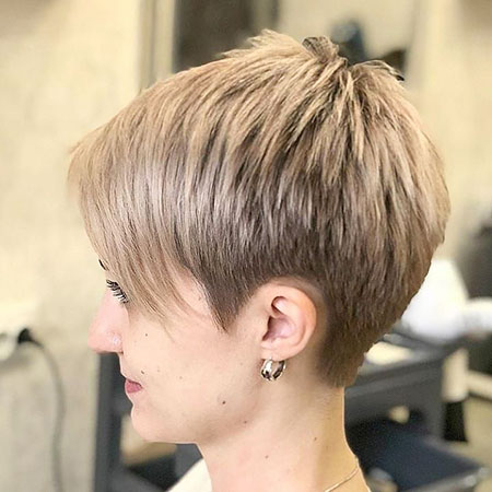 Pixie Short Choppy Haircuts