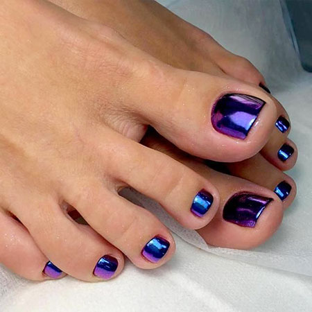 Nail Pedicure Designs Toe