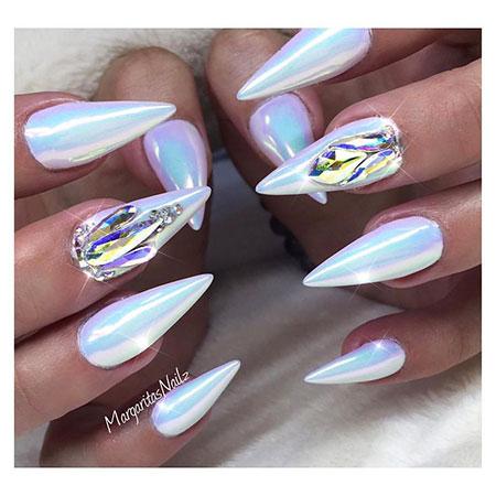 25 best stiletto nail designs