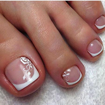30 toe nail designs 2018