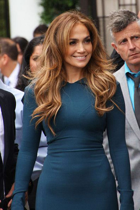 Jlo Hair Colour, Hair Jennifer Lopez Color