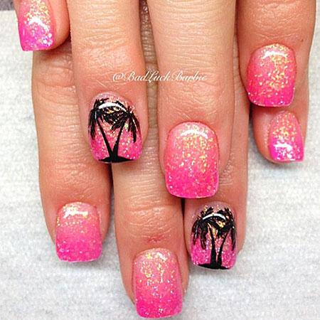 Cute Holiday Nail Art, Nail Nails Designs Art