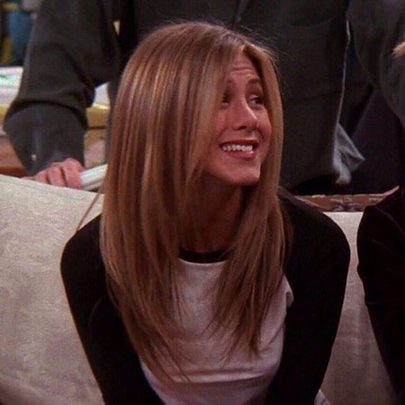 Rachel Green Hairtyle, Rachel Friends Aniston Season