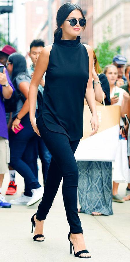 Selena Gomez Street Style, Selena Gomez Fashion Style