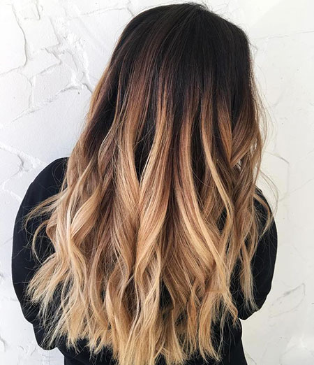 Balayage Ombre Hair, Ombre Hair Balayage Brown