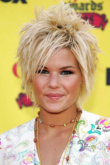 Short Spike Hair 2018, Short Hair Haircuts 30