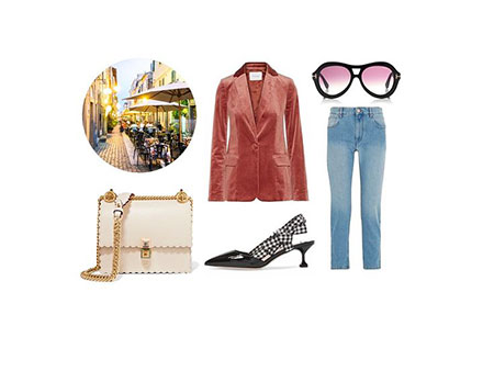 Outfits Paris London Fashion