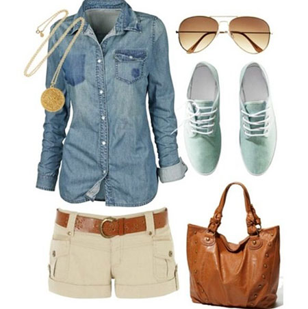 Outfits Summer Fashion Women