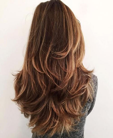 Hair Layered Long Layers