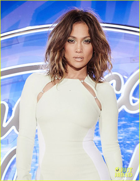 Jennifer Lopez Hairtyles Tight