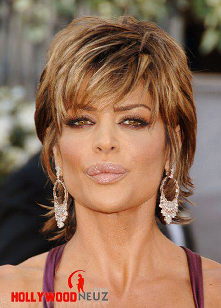 Short Hair Lisa Rinna