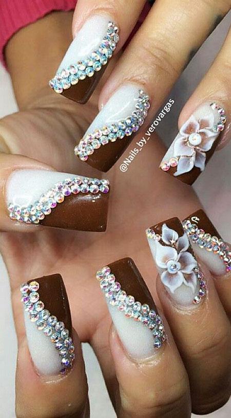 Nails Nail Rhinestone Rhinestones