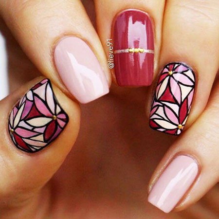 Nail Art Designs Long