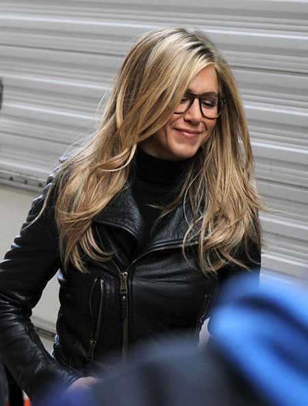 Hair Long Jennifer Aniston