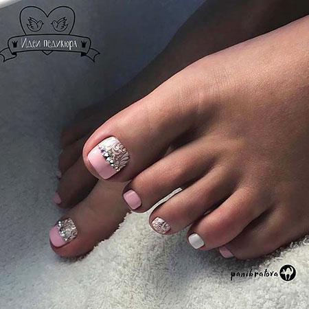 Nail Toe Pedicure Spring