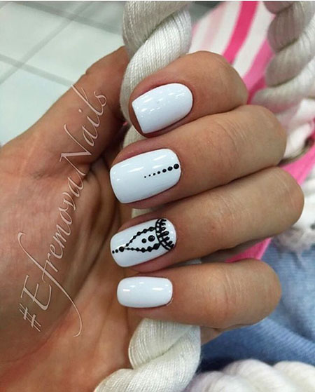 Nail Simple Designs Art