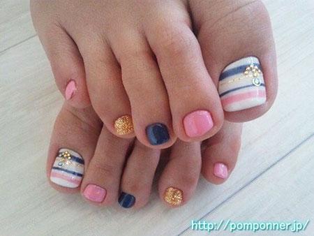 Nail Toe Toes Cute