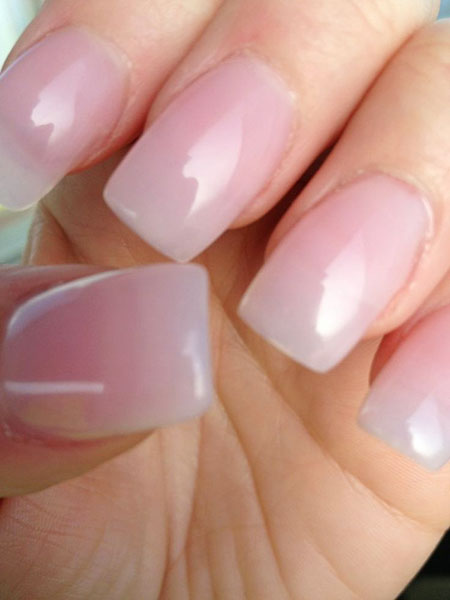 Nails Acrylic Nail Natural