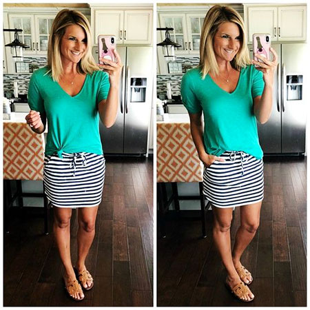 Casual Cute Outfit, Love Color Cute Outfits
