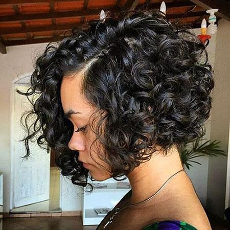 Bob Curly Hair Hairtyles
