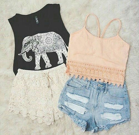 Fashion Summer Outfits Cute