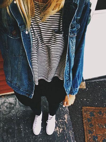 Jeans Style Denim Skinny