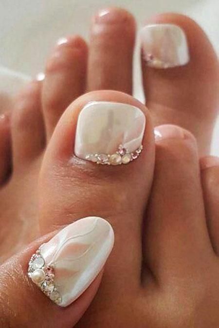Nail Toes Nails Toe
