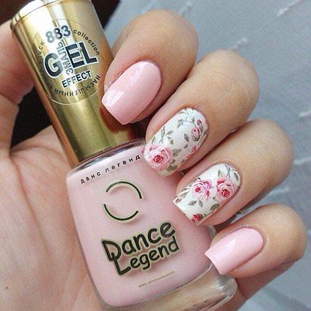 Nail Pink Nails Lovely