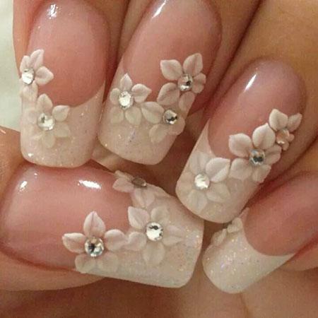Nail Nails Wedding Designs