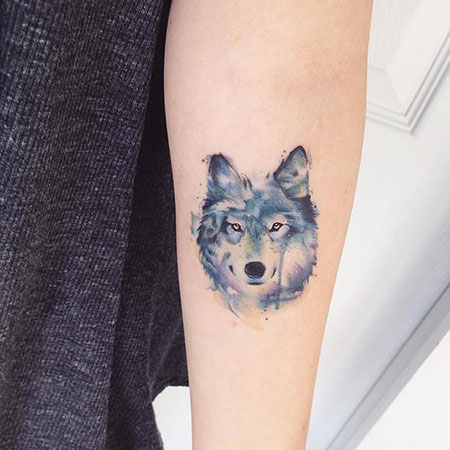 Wolf Tattoos Tattoo 3