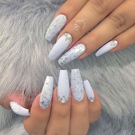 Nails Nail White Designs