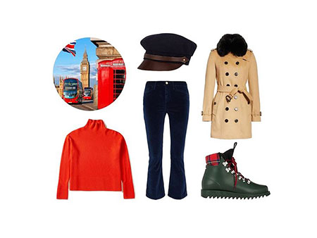 Outfits Paris London Untitled
