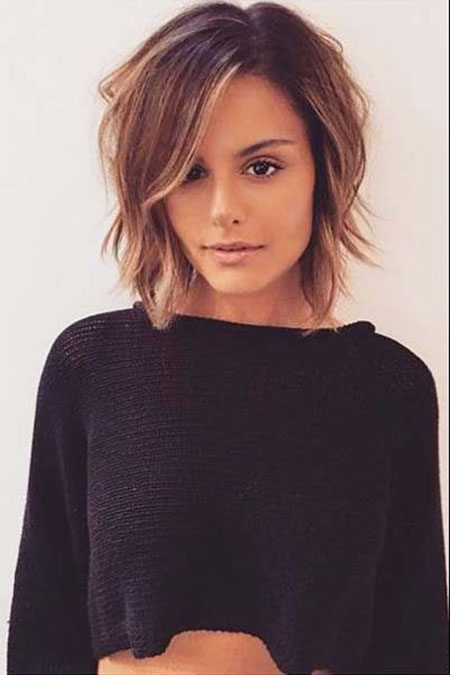 Hair Bob Shaggy Thin