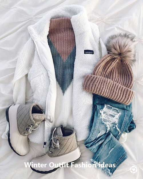 Outfit Ideas for Winter 2019-10
