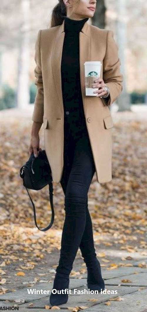 Outfit Ideas for Winter 2019-19
