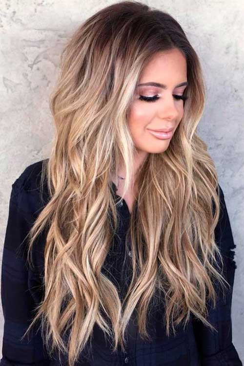 Long Hairstyles for Ladies-7