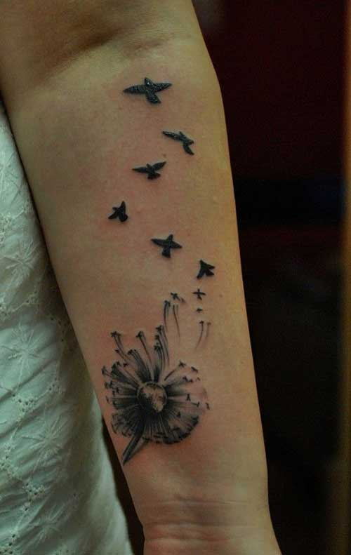 Lower Arm Tattoos -10