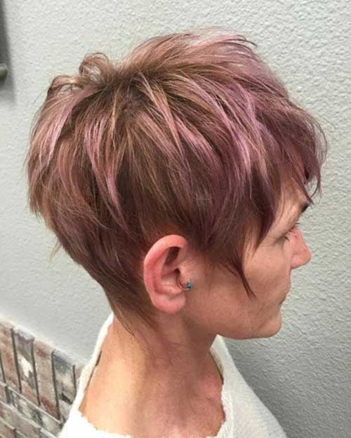 Hairstyles for Short Hair -10