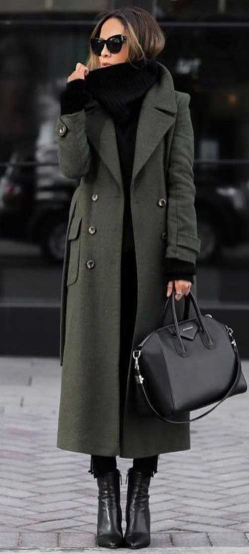 Warmest Winter Coats for Women -11
