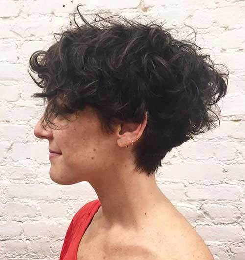 Hairstyles for Short Hair -11