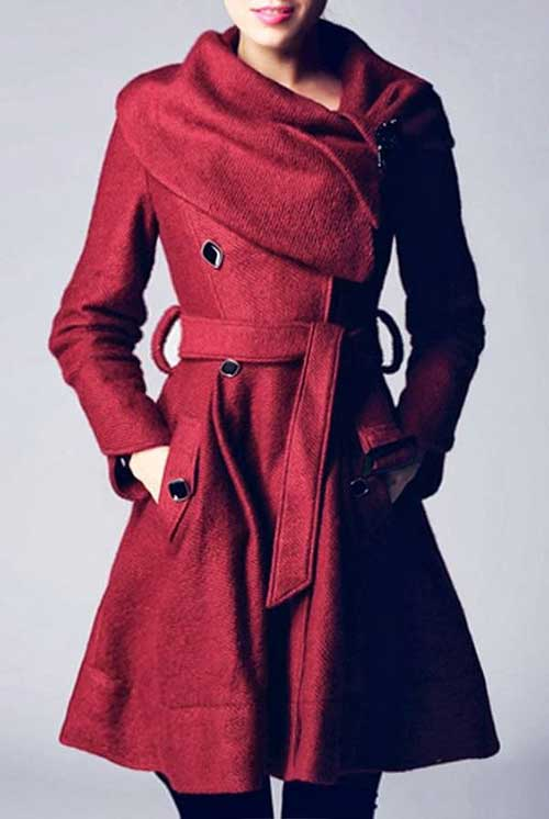 Warmest Winter Coats for Women -13
