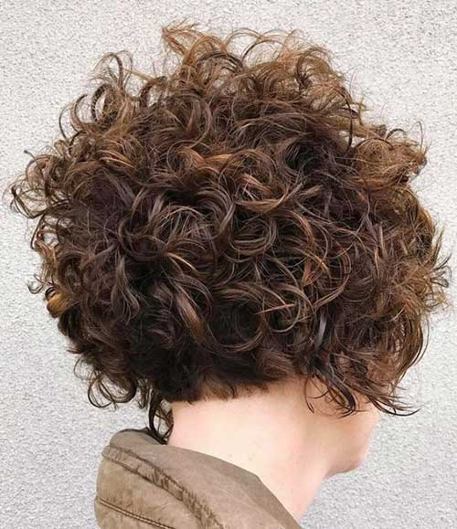 Hairstyles for Short Hair -13