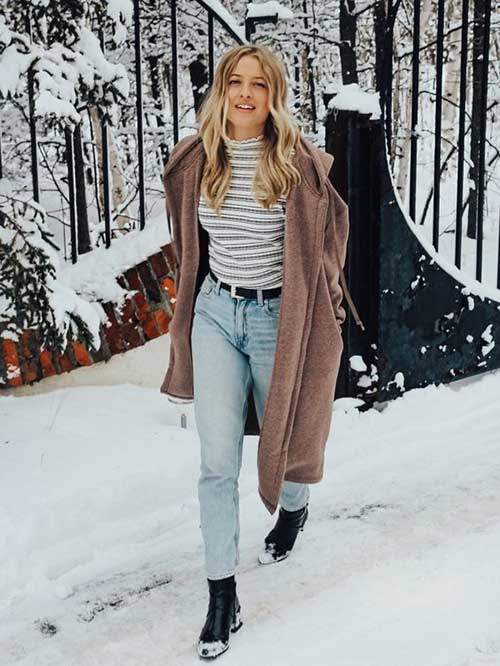 Warmest Winter Coats for Women -14
