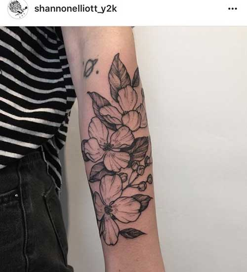 Lower Arm Tattoos -14